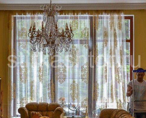 DSC_0579 - Чистка штор, чистка мягкой мебели, химчистка штор в Москве, stirkashtor - услуги химчистки штор