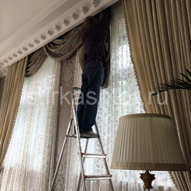 3445678 - Чистка штор, чистка мягкой мебели, химчистка штор в Москве, stirkashtor - услуги химчистки штор