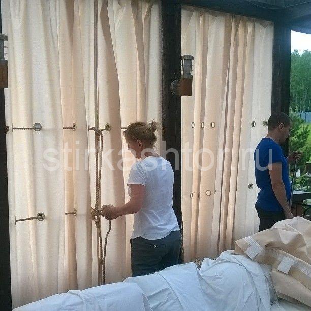 345546578 - Чистка штор, чистка мягкой мебели, химчистка штор в Москве, stirkashtor - услуги химчистки штор