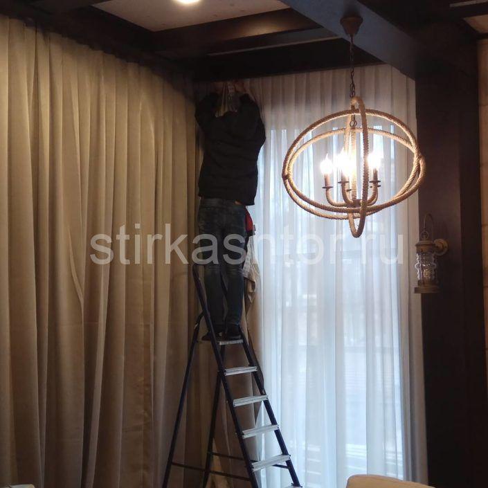 8-2 - Чистка штор, чистка мягкой мебели, химчистка штор в Москве, stirkashtor - услуги химчистки штор