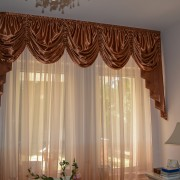 Тонкие шторы