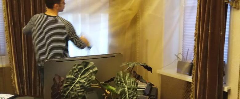 IMG_3571 - Чистка штор, чистка мягкой мебели, химчистка штор в Москве, stirkashtor - услуги химчистки штор