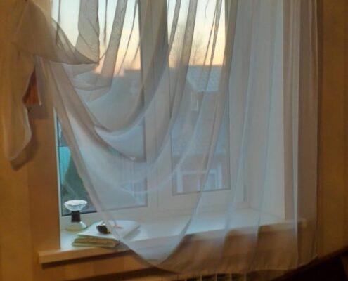 грязные шторы,вред здоровью
