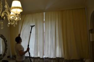 21 - Чистка штор, чистка мягкой мебели, химчистка штор в Москве, stirkashtor - услуги химчистки штор