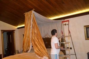7 - Чистка штор, чистка мягкой мебели, химчистка штор в Москве, stirkashtor - услуги химчистки штор