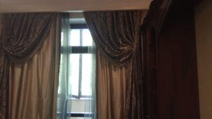 Химчистка штор и мебели на дому