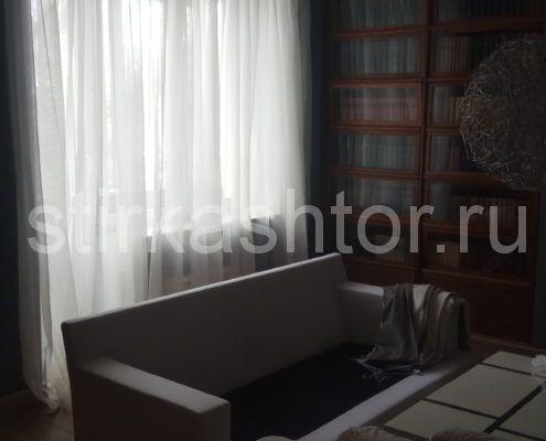 Стирка химчистка штор в Москве и области