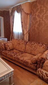 чистка мебели и штор